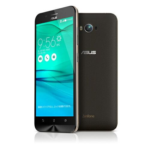 Zenfone Max ブラック ZC550KL-BK16 (SIMフリー/Android5.0.2 /5.5inch /デュアルmicroSIM /LTE /5...