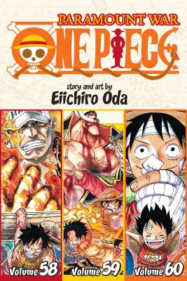 One Piece (Omnibus Edition), Vol. 20, Volume 20: Includes Vols. 58, 59 & 60画像