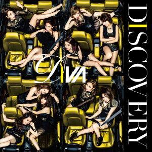 【楽天ブックスならいつでも送料無料】DISCOVERY (Type-C CD+DVD) [ DiVA ]