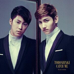 Catch Me -If you wanna-(初回生産限定 CD+DVD)画像