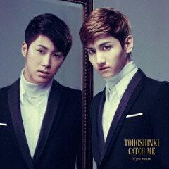 【送料無料】Catch Me -If you wanna-(初回生産限定 CD+DVD) [ 東方神起 ]