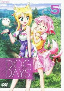 DOG DAYS´ 5 【通常版】画像