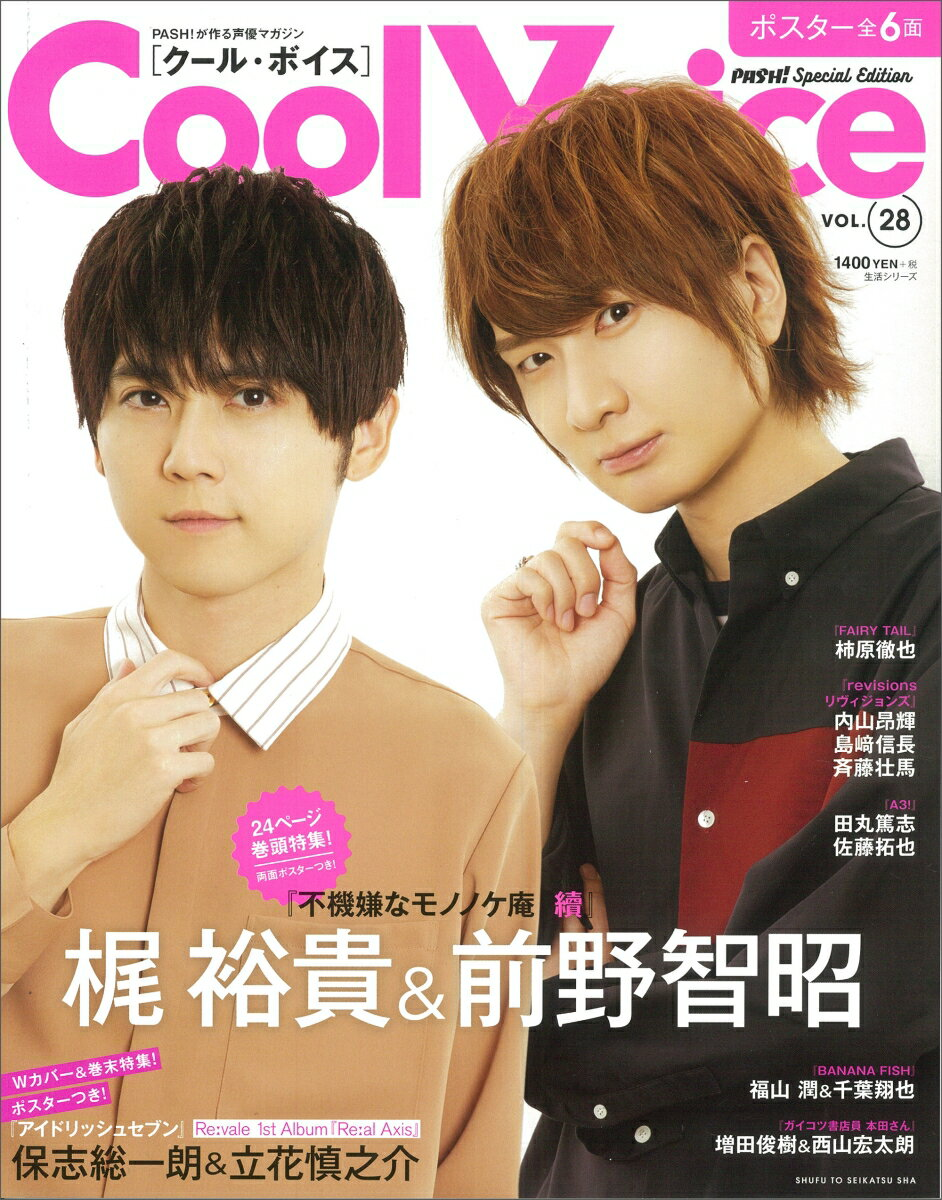Cool Voice Vol.28