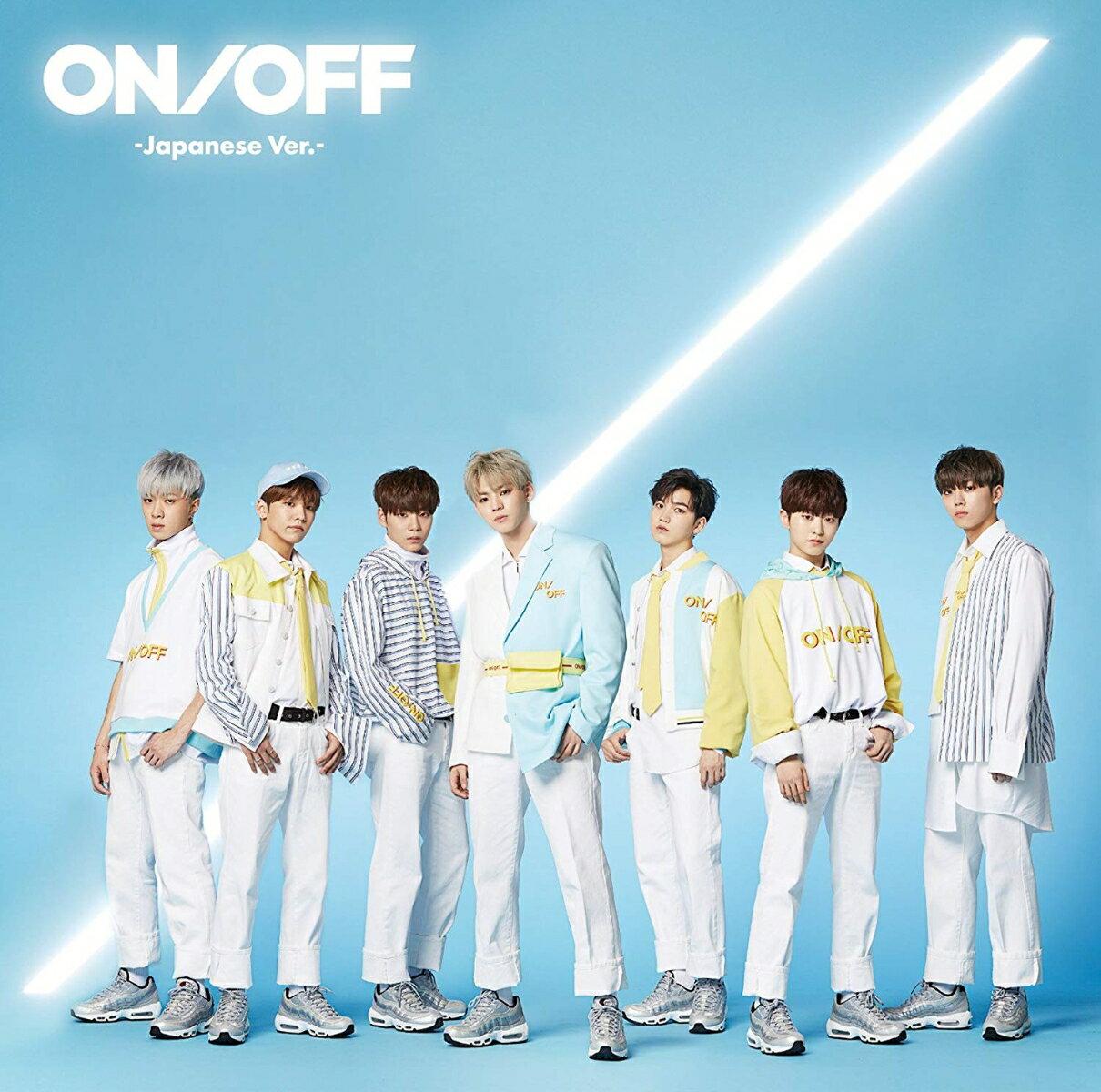 韓国(K-POP)・アジア, その他 ONOFF-Japanese Ver. (A CDDVD) ONF