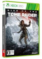Rise of the Tomb Raider Xbox360版の画像
