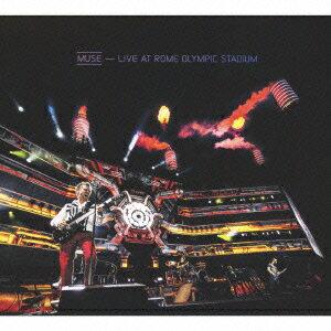 【送料無料】ライヴ・アット・ローマ・オリンピック・スタジアム(CD+Blu-ray) [ ミューズ ]