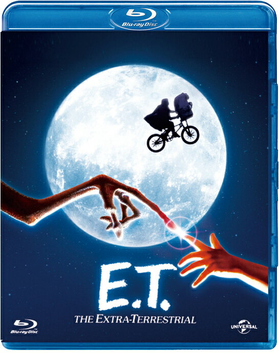 E.T.【Blu-ray】