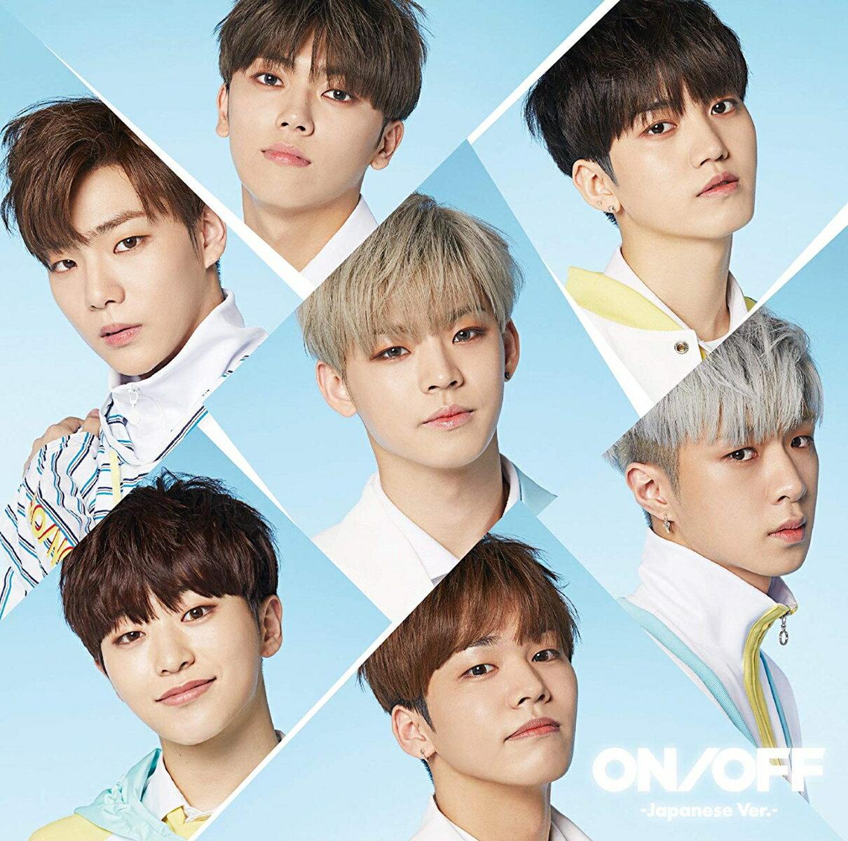 韓国(K-POP)・アジア, その他 ONOFF-Japanese Ver. (B CDDVD) ONF