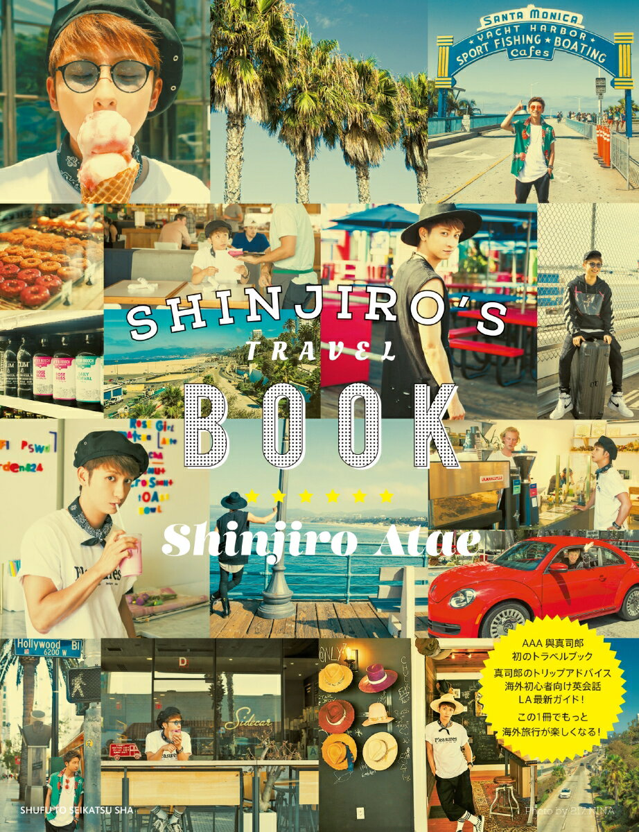 SHINJIRO'S TRAVEL BOOK