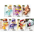 amiibo スーパーマリオシリーズ 7個セットの画像