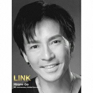【楽天ブックスならいつでも送料無料】40th anniversary limited box set LINK(CD+DVD) [ 郷ひ...