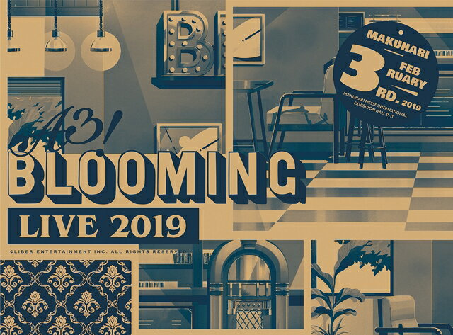 A3! BLOOMING LIVE 2019 IN MAKUHARI画像