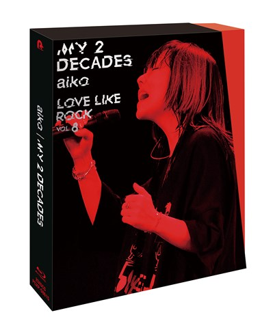 My 2 Decades【Blu-ray】