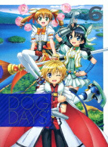 【送料無料】【ポイント2倍アニメキッズ】DOG DAYS´ 6【Blu-ray】 [ 宮野真守 ]