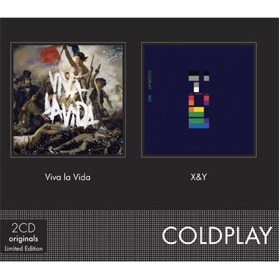 【送料無料】【輸入盤】Viva La Vida / X & Y [ Coldplay ]