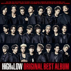 HiGH & LOW ORIGINAL BEST ALBUM (2CD+Blu-ray+スマプラ)
