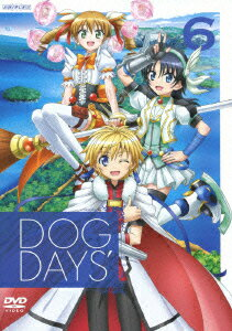 DOG DAYS´ 6画像