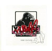 【バーゲン本】XLARGE(R) 25周年 True OG Streetwear HISTORY BOOK