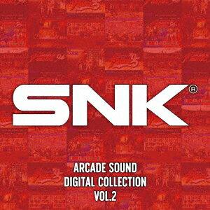 SNK ARCADE SOUND DIGITAL COLLECTION Vol.2 [ SNK ]