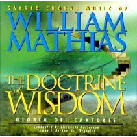 ウィリアム・マサイアス:宗教合唱曲集
