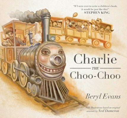 洋書, BOOKS FOR KIDS Charlie the Choo-Choo: From the World of the Dark Tower CHARLIE THE CHOO-CHOO Beryl Evans