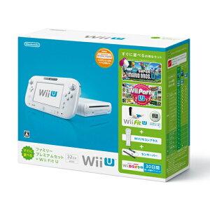 【楽天ブックスなら送料無料】【クーポン利用可】Wii U すぐに遊べるファミリープレミアムセッ...