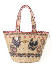 Jewelry straw bag