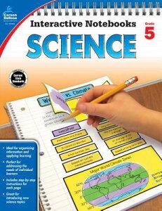 Science, Grade 5 SCIENCE GRADE 5 (Interactive Notebooks) [ Sara Haynes Blackwood ]