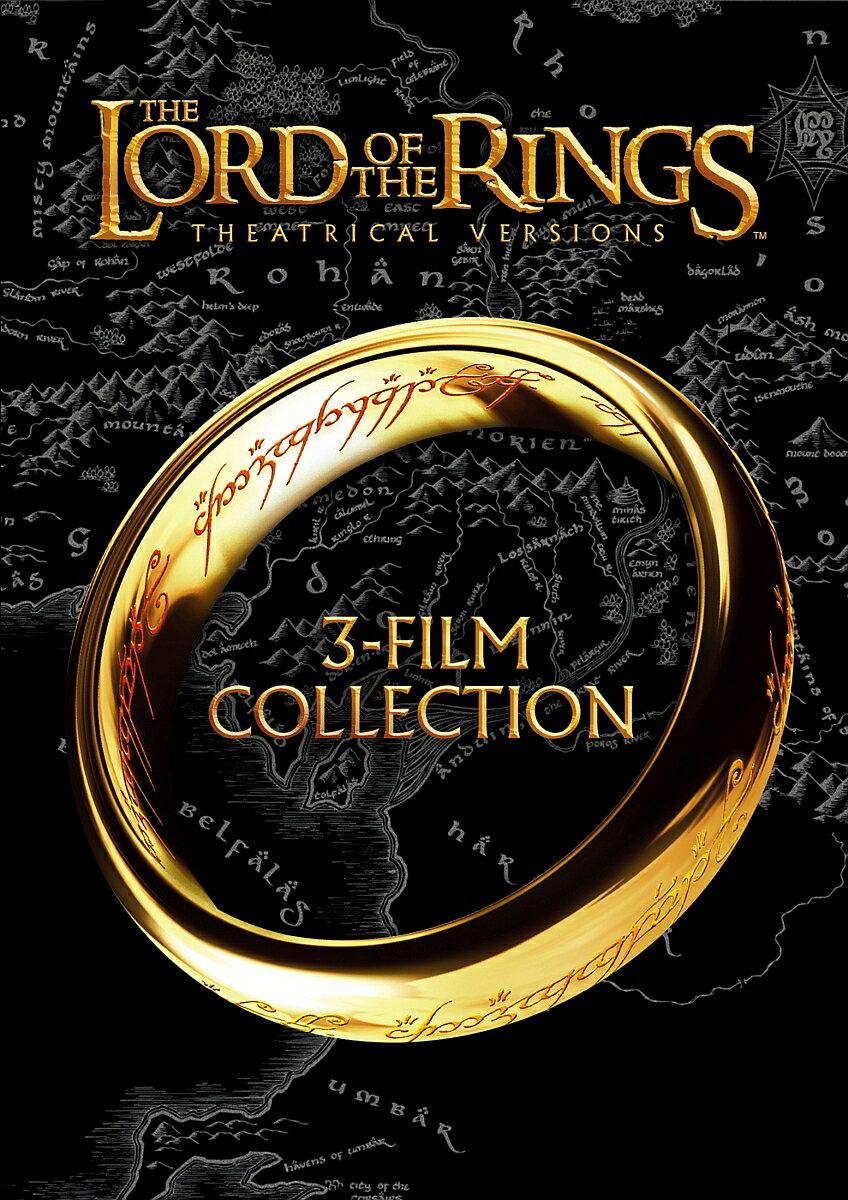 ロード・オブ・ザ・リング 劇場公開版 DVD コンプリート・セット(初回仕様)