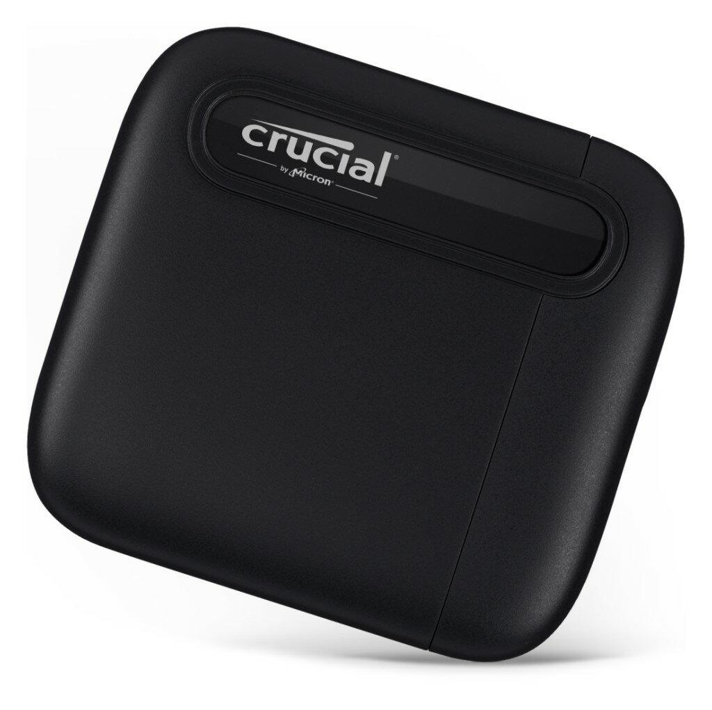 【お買い物マラソン期間限定価格】Crucial X6 1000GB Portable SSD