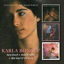 【輸入盤】Karla Bonoff / Restless Nights / Wild Heart Of The Young [ Karla Bonoff ] - 楽天ブックス
