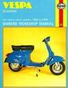 Vespa Scooters Owners Workshop Manual: All Rotary Valve Models 1959 to 1978: No. 126 VESPA SCOOTE...