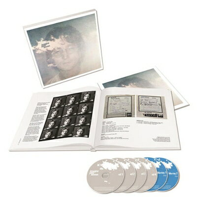 【輸入盤】IMAGINE: THE ULTIMATE COLLECTION [SUPER DELUXE EDITION] (4CD+2Blu-ray)画像