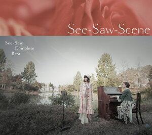 【先着特典】See-Saw Complete Best 「See-Saw-Scene」 (3CD)(See-Sawオリジナルステッカー)
