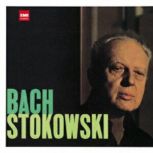 【送料無料】J.S.バッハ:トッカータとフーガ[管弦楽曲集] [ レオポルド・ストコフスキー ]