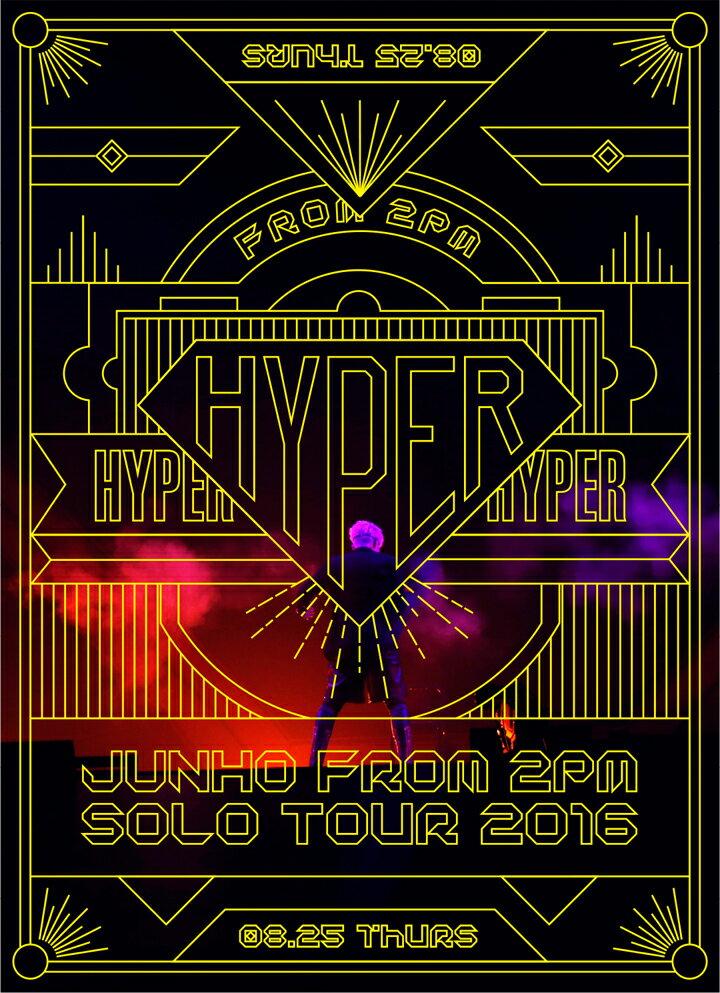 韓国(K-POP)・アジア, 韓国(K-POP)・アジア JUNHO (From 2PM) Solo Tour 2016 HYPER() JUNHO