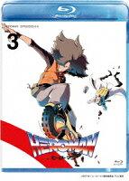 HEROMAN Vol.3【Blu-ray】