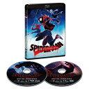 スパイダーマン:スパイダーバース ブルーレイ&DVDセット【Blu-ray】 [ シャメイク・ムーア ]