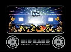 【送料無料】2009 BIGBANG LIVE CONCERT BIG SHOW -Special Price- [ ビッグバン ]