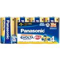 Panasonic エボルタ乾電池 単1形 4本パック LR20EJ/4SW LR20EJ/4SW