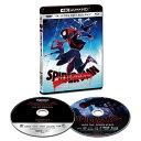 スパイダーマン:スパイダーバース 4K ULTRA HD+ブルーレイセット(初回生産限定)【4K ULTRA HD】 [ シャメイク・ムーア ]