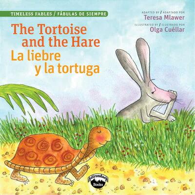 洋書, BOOKS FOR KIDS The Tortoise and the HareL Liebre Y La Tortuga MUL-TORTOISE THE HAREL LIEB Timeless Fables Teresa Mlawer