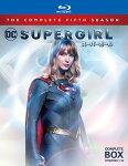 SUPERGIRL/スーパーガール <フィフス・シーズン>ブルーレイ コンプリート・ボックス(5枚組) 【Blu-ray】