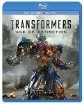 トランスフォーマー/ロストエイジ 3D&2Dブルーレイセット [3枚組]【Blu-ray】