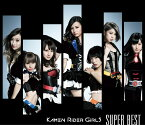 SUPER BEST (2CD+DVD) [ KAMEN RIDER GIRLS ]
