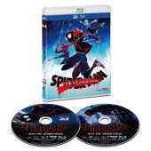 スパイダーマン:スパイダーバース IN 3D(初回生産限定)【Blu-ray】
