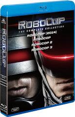 ロボコップ コンプリートブルーレイBOX【Blu-ray】
