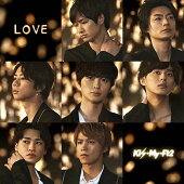 LOVE (初回盤B CD+DVD)