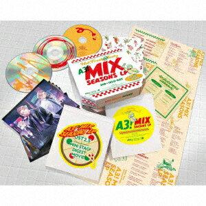 A3! MIX SEASONS LP 【SPECIAL EDITION】画像