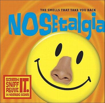 Nosetalgia: The Smells That Take You Back NOSETALGIA [ Michael Gitter ]